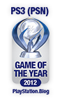 PS3 (PSN) - Game of The Year 2012