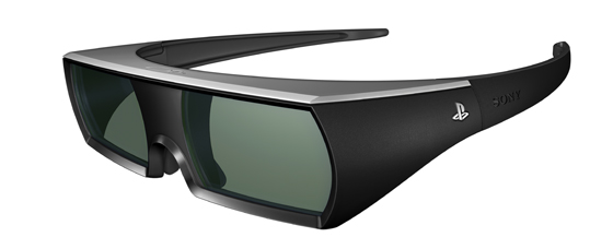 PlayStation® 3D Glasses