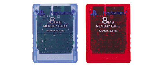 Memory Card (8 MB) (for PlayStation2)