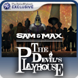 Sam & Max The Devils Playhouse (5 game series)