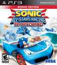 Sonic & All-Stars Racing Transformed™