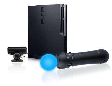 PlayStation®Move Setup