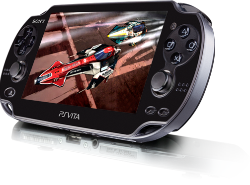 PlayStationVita GPS